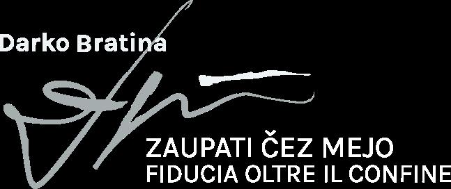 Darko Bratina - Fiducia Oltre il Confine